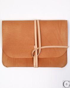 Leather iPad Portfolio by Kenton Sorenson