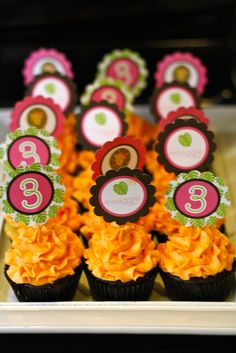 """Safari"" Birthday Party Ideas!"