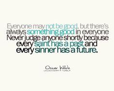 sinner, judges, truth, wisdom, thought, inspir, saint, oscar wilde quotes, live