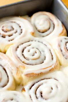 You wont believe how light and fluffy these 1 hour cinnamon rolls are! Theyre quick, easy and incredibly delicious!