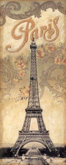 Paris Destination - Poster