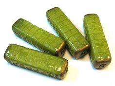 Faux Jade Asian Kanji Tower Beads by DivaDesigns1, via Flickr You can find Pardo Art Clay here: http://www.polyclayplay.com/Cart/categories/Polymer-Clay/Pardo-Professional-Art-Clay/