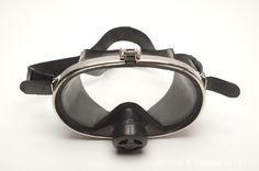 1960s  Vintage US Divers Scuba Diving Mask AquaLung by EVOLVE2LOVE,