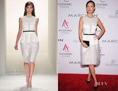 Olivia Wilde In Calvin Klein - 16th Annual ACE Awards