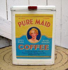 Vintage coffee printables