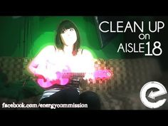Clean Up on Aisle 18 (Suck it Up) Acoustic - The Energy Commission - Check them out <3