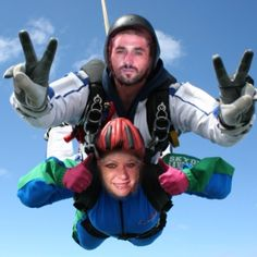 Tandem jump ;)