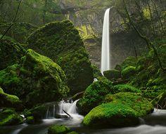 Elowah Falls--I want to go!