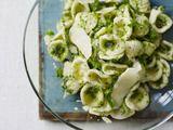 Orecchiette with Broccoli Rabe Pesto Recipe