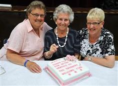 SHORTLY after Marie Nash moved to Branston in the late 1950s, she joined with some friends to set up a group for older people in the village.