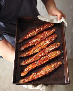 Chef Nobu Matsuhisa's Simple Recipes // Nobu's Eggplant with Miso Recipe