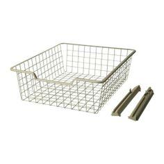 Wire basket IKEA