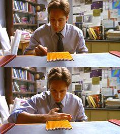 love you, Mulder.