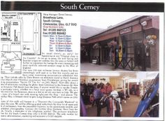 """South Cerney [opened 1974] - """"The 'Original shop in the Country'.. having the most interesting and most carefully selected outdoor range in the West of England"""". The 150 seat in-house lecture theatre was well used."""