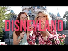 Our Disneyland Shoot is Out!!! Here's a little video teaser.