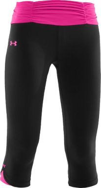 Under Armour® Women's Shatter Capris, Women's Active Bottoms, Women's Activewear Clothing, Women's Clothing, Clothing : Cabela's
