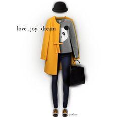 """love . joy . dream"" by cynthia335 on Polyvore"