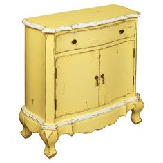 Truro Cabinet in Yellow