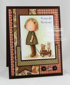 PI A Cart Full of Friends - Michele Boyer