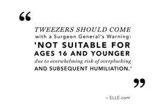 #Eyebrows #Tweezers #Quote
