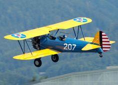 Ageless Aviation: Senior Veterans Go Flying