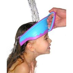 Lil Rinser Splashguard in Blue and Pink $11.99