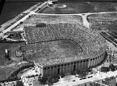 Old LSU TIGER Stadium in Baton Rouge!