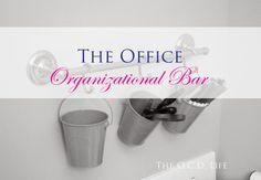 The O.C.D. Life: The Office Organizational Bar!