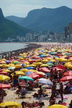 Ipanema Beach, Rio de Janeiro [Esc]