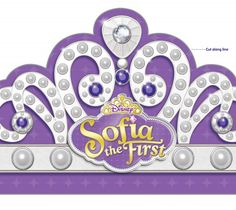 Print out this Series Premiere Party Kit for Sofia the First! #DisneyJunior