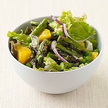 weight watchers grilled asparagus salad
