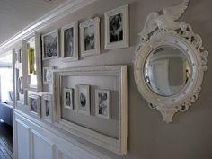 wall art, wall frames, dream, photo gallery walls, empty frames, galleri wall, a frame, photo galleries, book design