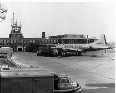 Cincinnati/Northern Kentucky International Airport through the years