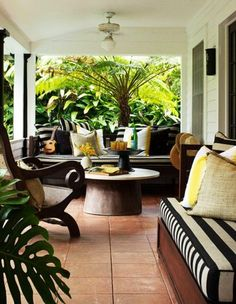 Outdoor Lounge Patio
