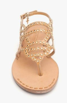 nude sandals ♥