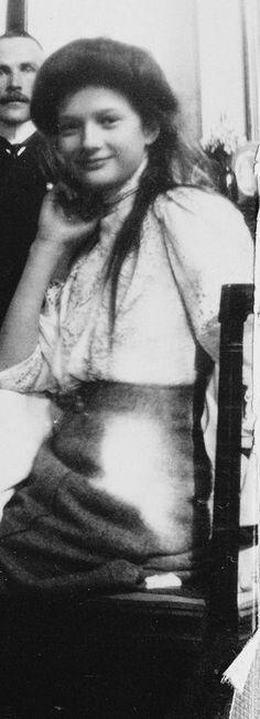 Grand Duchess Tatiana > lovely - she really was the beauty of the group.
