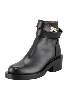 Thursday, August 1st: Givenchy Wrap-Strap Moto Boot, 212 872 8940