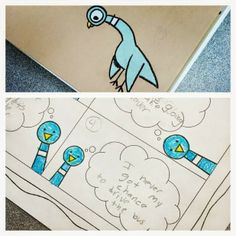 What is that silly pigeon thinking?! Students fill in thought bubbles for the pages where Pigeon doesn't have any dialogue! This and lots more Pigeon activities
