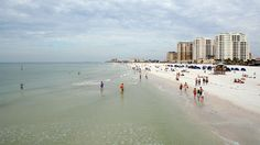 Best Family Beach: Clearwater Beach, FL in Travel's Best Beach Awards 2014 from Travel Channel