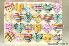 Sweet and Simple Valentine's Day Craft…