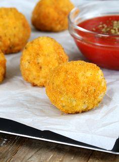 Gluten Free Arancini (Rice Balls)