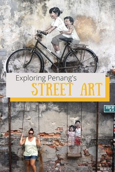 The street art in Penang is a must-see for any art lover. Check out this post to see how you can see it for yourself!