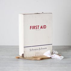 every home needs a first aid kit