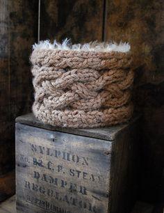 Twig pattern by tiny owl knits