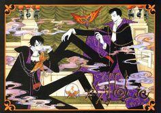 XXXholic - Doumeki/Watanuki - series, OVA's and movie.