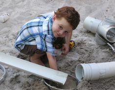 sand pit ideas