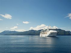 Forecast: Sunny with a chance of adventure. #alaska #cruise