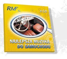 Czteropłytowy RMF FM najlepsza muzyka do samochodu
