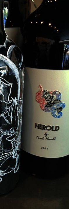 Mark Herold Wines - Napa, California - #winetasting #wine #winery #bestwine #Napa #travel #vineyard #wines