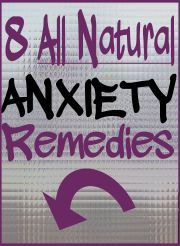 """Treating Anxiety with Natural Remedies - """"Here are 8 all natural remedies to help you recover from chronic stress and anxiety."""" #anxiety #stress #worry #remedies"""